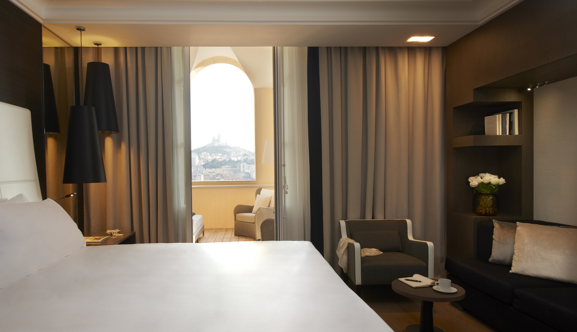 Executive Terrace rooms